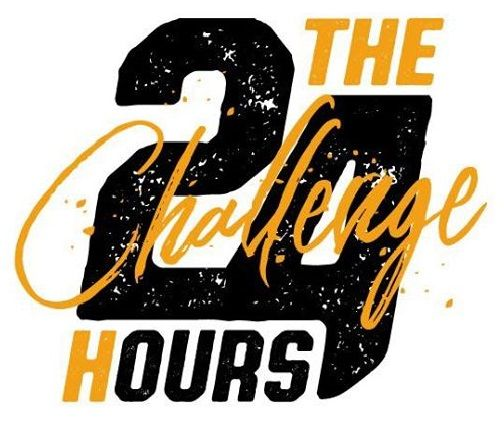 The 24 hours challenge